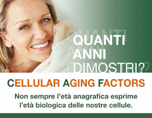Cellular Aging Factors