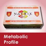 kit test metabolic profile