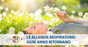 copertina articolo allergie respiratorie