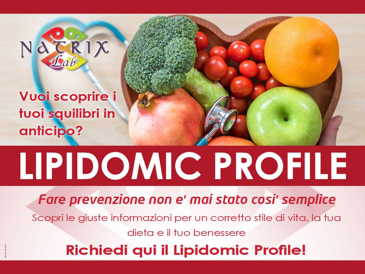 banner analisi lipidomica
