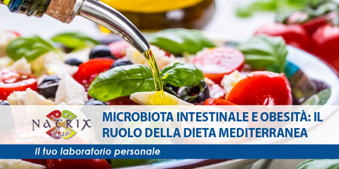 immagine piatto dieta mediterranea per obesità