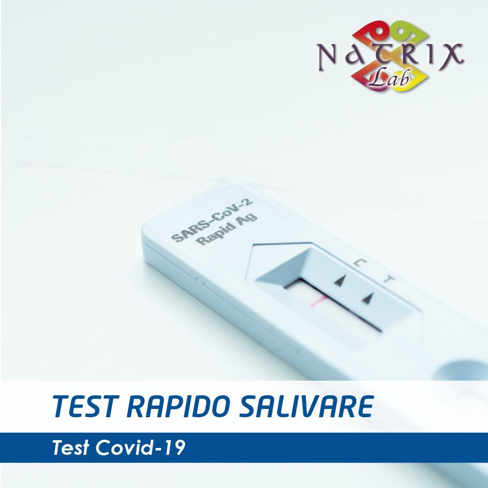 immagine cassetta test rapido salivare